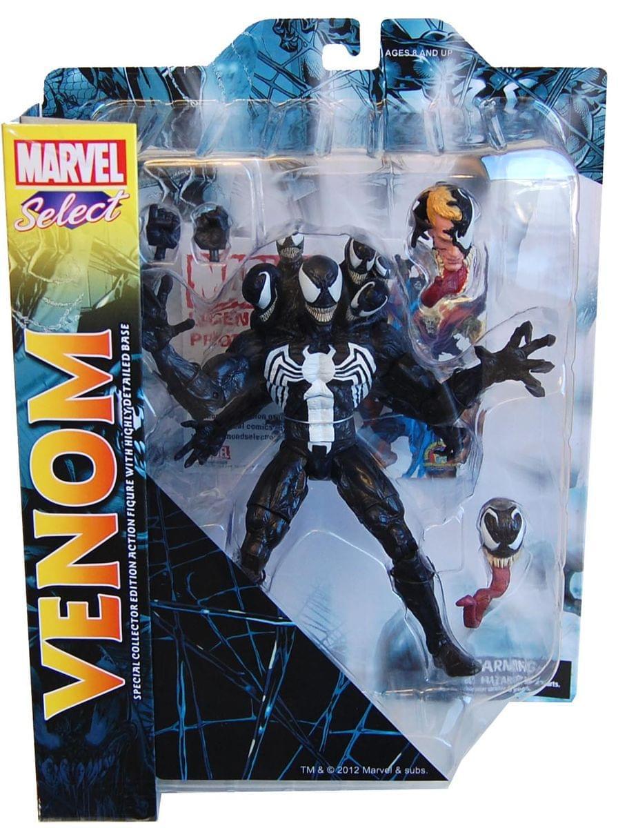 Venom Game Toy : Marvel select quot action figure venom ebay