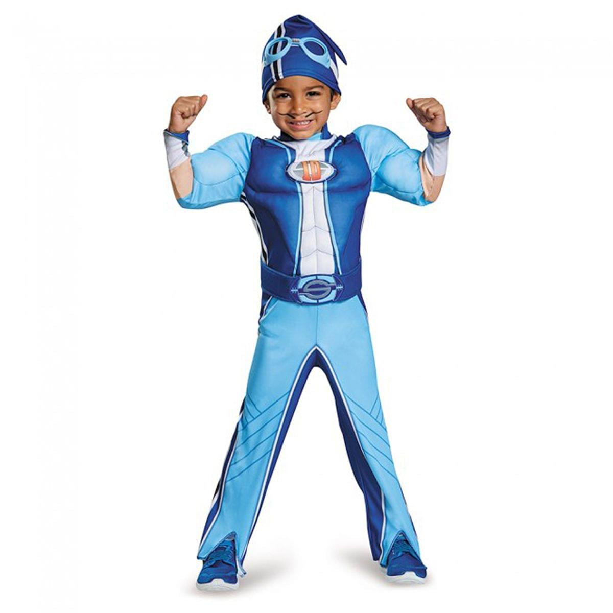 Nickelodeon's LazyTown Sportacus Muscle Chest Toddler ...