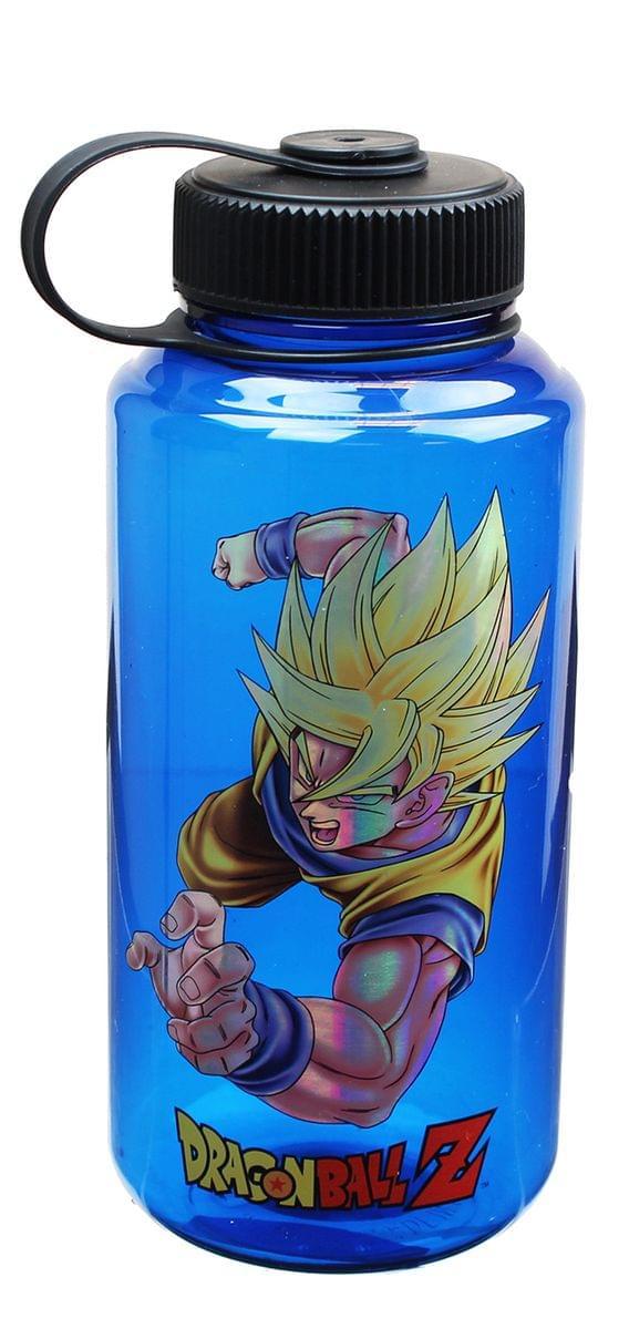 Dragon Ball Z Goku 32oz Water Bottle Ebay