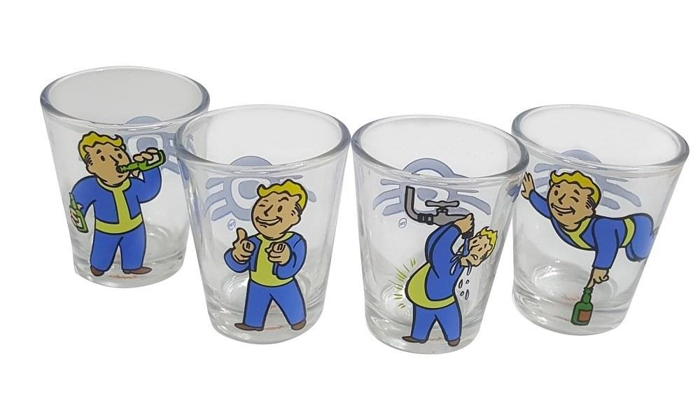 Fallout  Window Glass