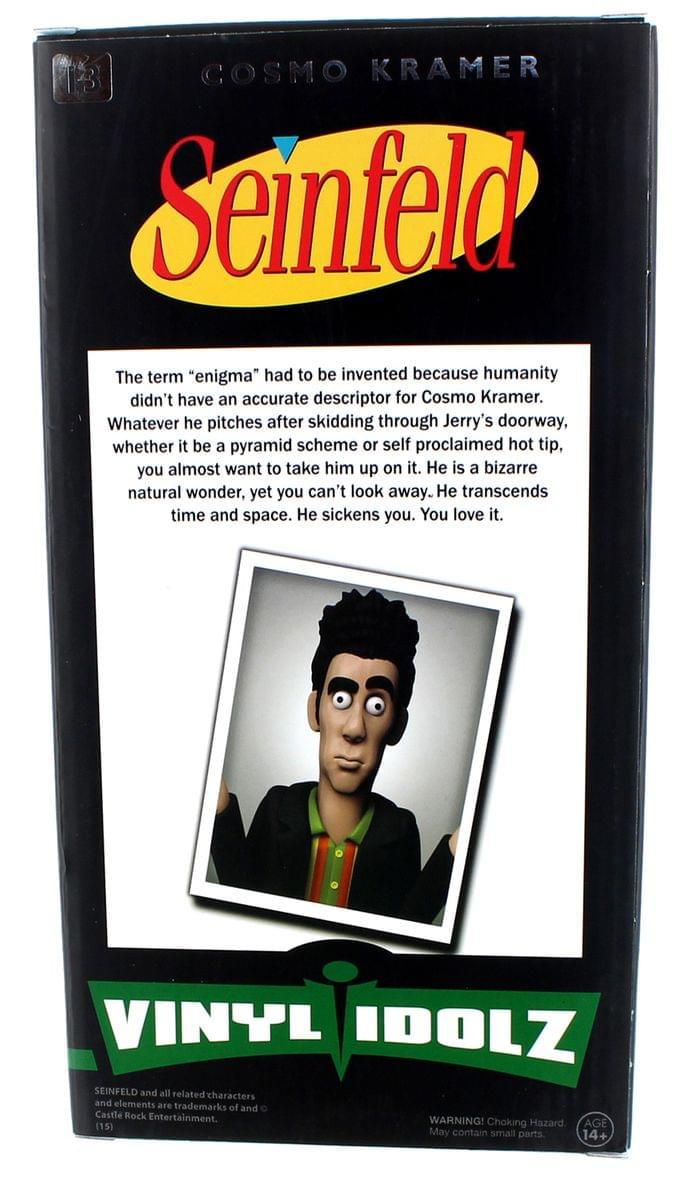 Seinfeld Funko Vinyl Idolz 8 Quot Vinyl Figure Kramer Ebay